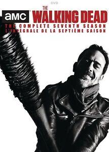 The Walking Dead Season 7 [DVD] NEW FREE SHIPPING