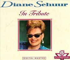 In Tribute by Diane Schuur (CD, Mar-1992, GRP (USA))