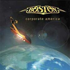 Boston - Corporate America - Rare OOP 2002 CD - Livin' For You - Someone - Cryin