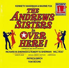 OVER HERE! / THE ANDREWS SISTERS - ORIGINAL BROADWAY CAST / CD - TOP-ZUSTAND