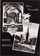 #SAUZE D'OULX: CHIESA PARROCCHIALE
