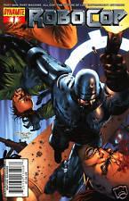Robocop #1 Regular Cover Comic Book - Dynamite