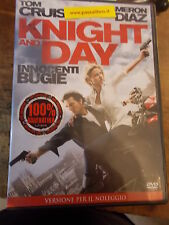 "DVD "" KNIGHT AND DAY "" T. CRUISE"