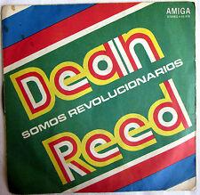 """7"""" Vinyl - SINGT UNSER LIED / SOMOS REVOLUCIONARIOS - Dean Reed"""