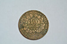 10 CENTIMES CERES 1898 A
