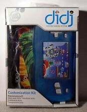 LeapFrog Didj Boy Customization Kit New  FREE SHIPPING !!!