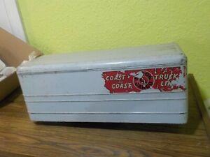 vintage wyandotte semi bed body for parts