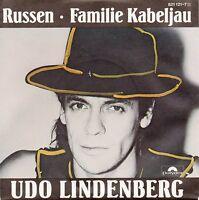 "7"" Udo Lindenberg - Russen / Familie Kabeljau - MINT-Rarität! - ungespielt!"