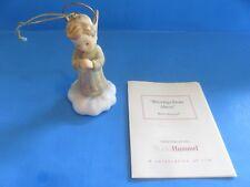"Goebel Hummel ""Blessings From Above� Ornament 2002"