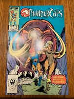 Thundercats #7 December 1986 Marvel