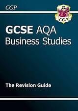 GCSE Business Studies AQA Revision Guide (A*-G Course) by CGP Books (Paperback,