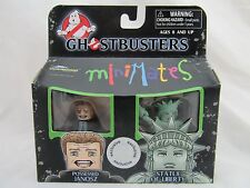 Ghostbusters Minimates TRU Exclusive Possessed Janosz & Statue of Liberty