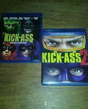 Kick-Ass 1 & 2 Blu-ray