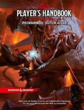 GFDND73601G - D&D Dungeons & Dragons Players Handbook - Spielerhandbuch 9. Aufl.