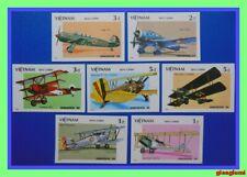 Vietnam Imperf Ancient aircraft MNH NGAI