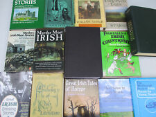 Irish Literature Story Short Poetry Fiction Classic Ireland Mystery Thriller Lot