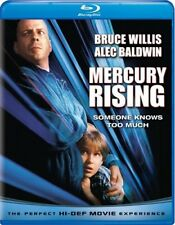 Mercury Rising [New Blu-ray] Subtitled, Widescreen
