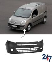 NEW RENAULT KANGOO 2008-2013 FRONT BUMPER COVER WITH FOG LIGHT HOLES