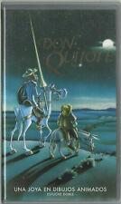Don Quijote de la Mancha (Serie de TV) VHS