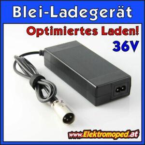 Ersatzteil Elektro-Scooter 36V 2A optimiertes Ladegerät Blei-Batterie Outp 43.2V