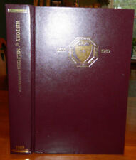 """2 in 1 Vol~""""History of Milford, Connecticut 1639-1939"""" & """"1939-1989"""" Maps Photos"""