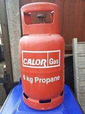 More details for full, calor 6kg gas bottle propane