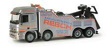 HO 1/87 Herpa # 155403 Mercedes Actros L Wrecker Truck - Resch