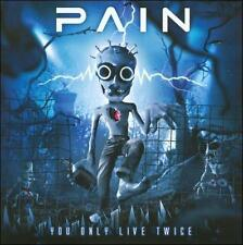 PAIN - YOU ONLY LIVE TWICE USED - Excellent Condition CD