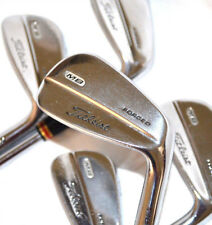 Titleist MB 710 Irons (6-PW) Set Extra Stiff Rifle Project X 7.0 Precision Steel