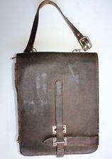 27x21cm Sovet KGB Leather Military Map Tablet Planshet Messenger knife Bag WW2