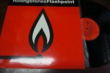 """THE ROLLING STONES - Flashpoint, LP 12"""" VENEZUELA 1991"""