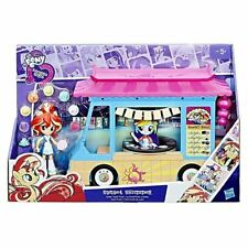My Little Pony Equestria Girls Minis Sunset Shimmer Sushi Truck Playset