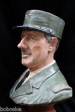 Buste du Général de Gaulle