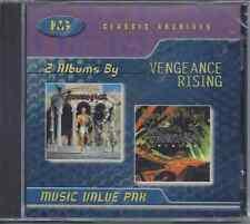 Vengeance Rising-Destruction Comes/Released CD (NEW)*