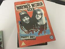 Wayne's World/Wayne's World 2 Dvd Mike Myers STILL SEALED