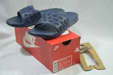 Nike Benassi JDI QS Slide Sandal Size US Men 8 UK 7 EUR 41 BLUE INDEPENDENCE DAY