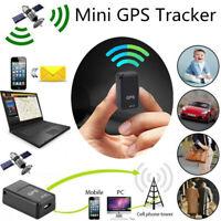 Mini GF-07/A8 Tracker Real Time GSM GPRS GPS Global Car pet Kid Locator Tracking