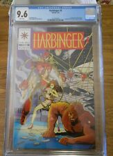 Valiant Comics 1992 Harbinger #3 CGC Graded 9.6 NM+ 1st Appearance Ax & Rexo