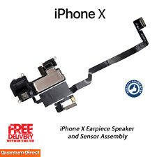 NEW iPhone X (iPhone 10) Earpiece Speaker and Sensor Assembly Replacement Flex