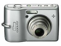 Nikon Digital Camera Coolpix (Coolpix) L12 710 Million Pixels