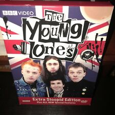 The Young Ones: Extra Stoopid Edition (DVD, 2007, 3-Disc Set)