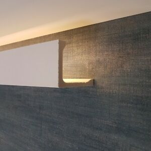 Lichtleiste 150x150 mm NMC L1 | Indirekte Beleuchtung | LED Lichtprofil | Leiste