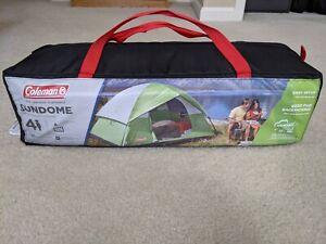 Coleman Sundome 4-Person Tent - Green