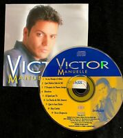 Audio CD - VICTOR MANUELLE - Ironias - USED Excellent (EX) WORLDWIDE