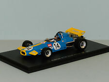 Spark Models 1/43 Brabham BT33 South Africa GP 1971 Graham Hill #14 MiB