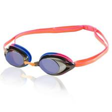 Speedo Women's Vanquisher 2.0 Mirrored Goggles Hot Coral