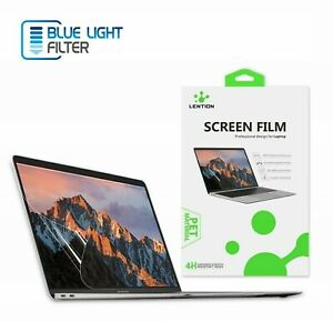 "Screen Protector with Blue Light Filter for MacBook Pro 2020 13"" M1 Chip A2338"