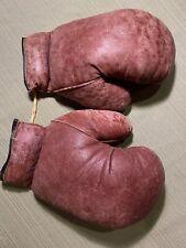 Mannie Seamon Boxing Gloves (Joe Louis's Trainer)