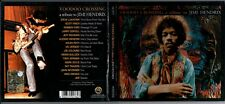 CD VOODOO CROSSING A TRIBUTE TO JIMI HENDRIX 2003 LUKATER FINCH FORD TRAVERS