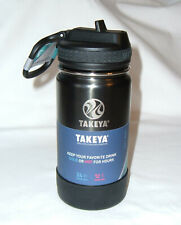 New Takeya Hot/Cold Insulated Bottle Stainless Steel